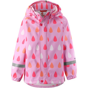 Reima Vesi Raincoat Kids candy pink